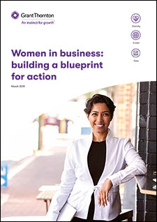 Woman and business building a blueprint for action 2019